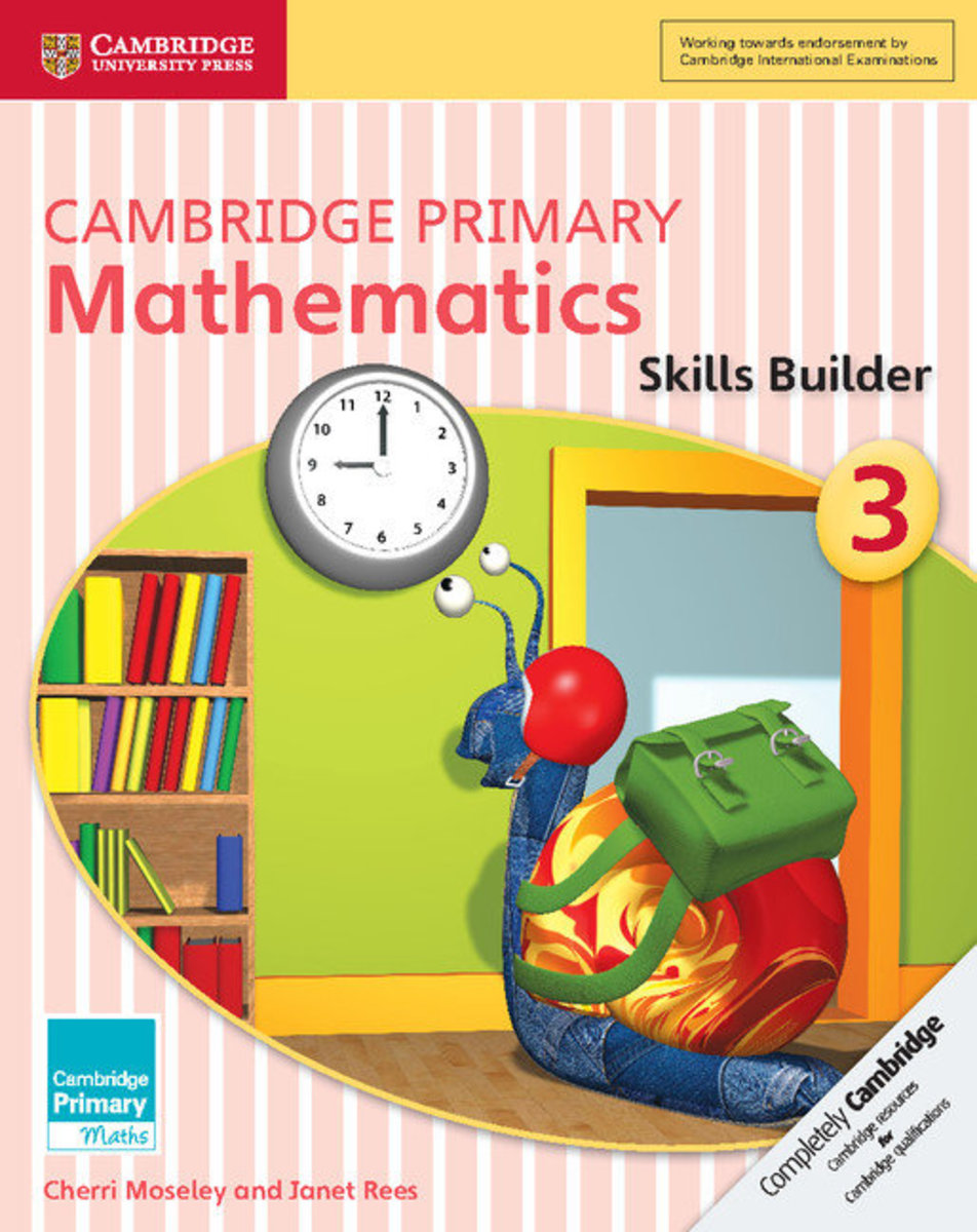 Cambridge Primary Mathematics Skills Builders 3