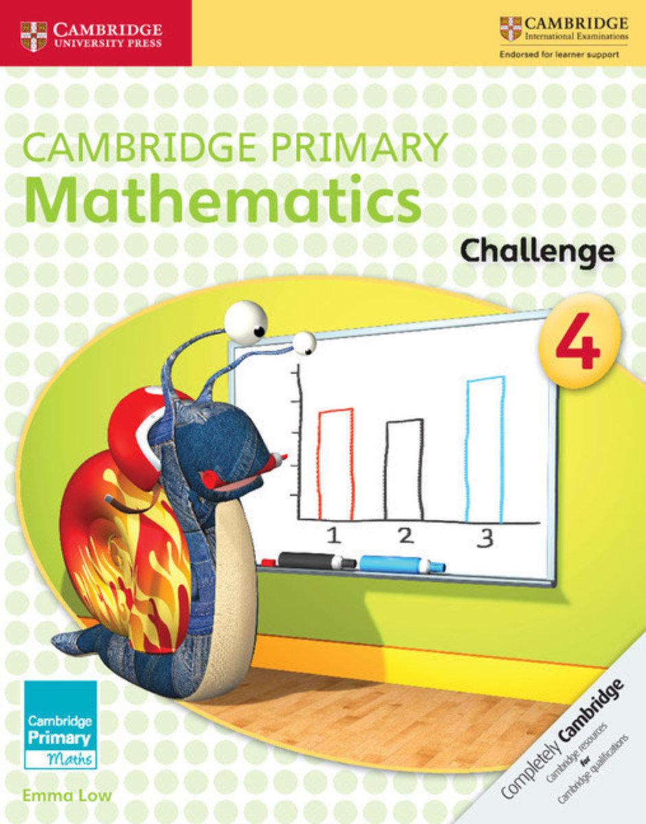 Cambridge Primary Mathematics Challenge 4