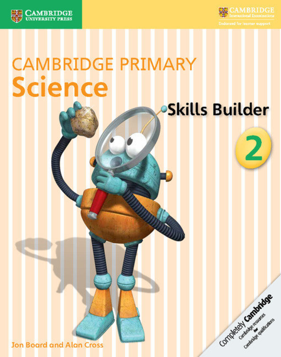 Cambridge Primary Science Skills Builder Activity Book 2