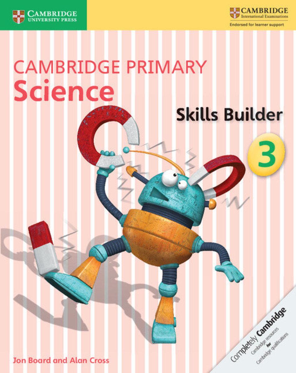 Cambridge Primary Science Skills Builder Activity Book 3