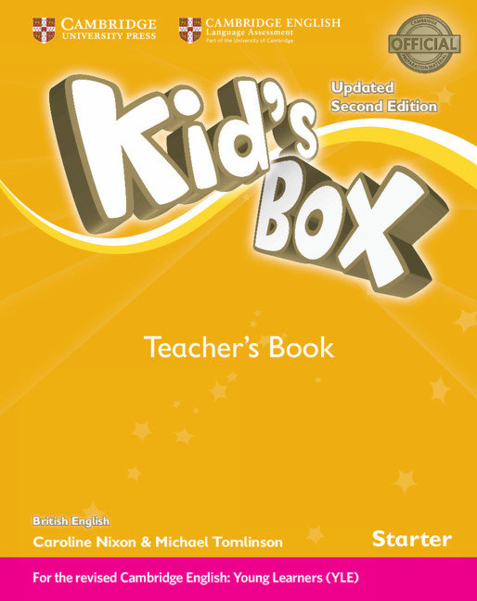 Kid's Box Updated Second edition British English Teacher's Book [ Starter ]