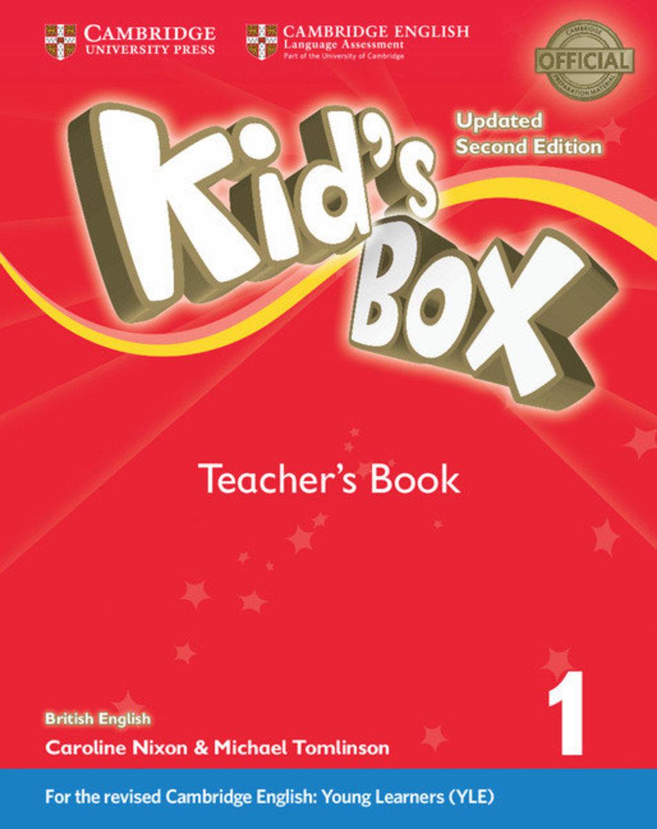 Kid's Box Updated Second edition British English Teacher's Book [ Level 1 ]