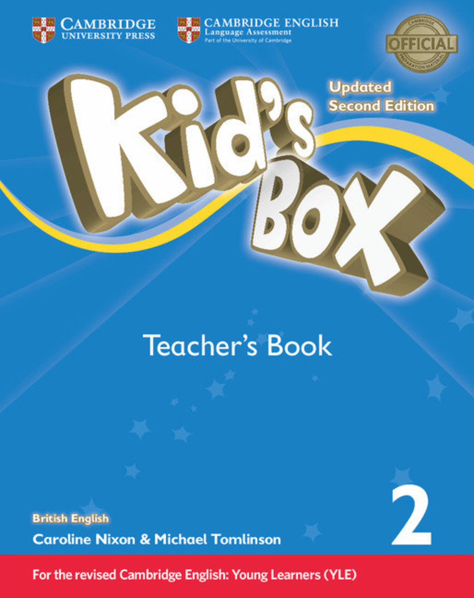 Kid's Box Updated Second edition British English Teacher's Book [ Level 2 ]