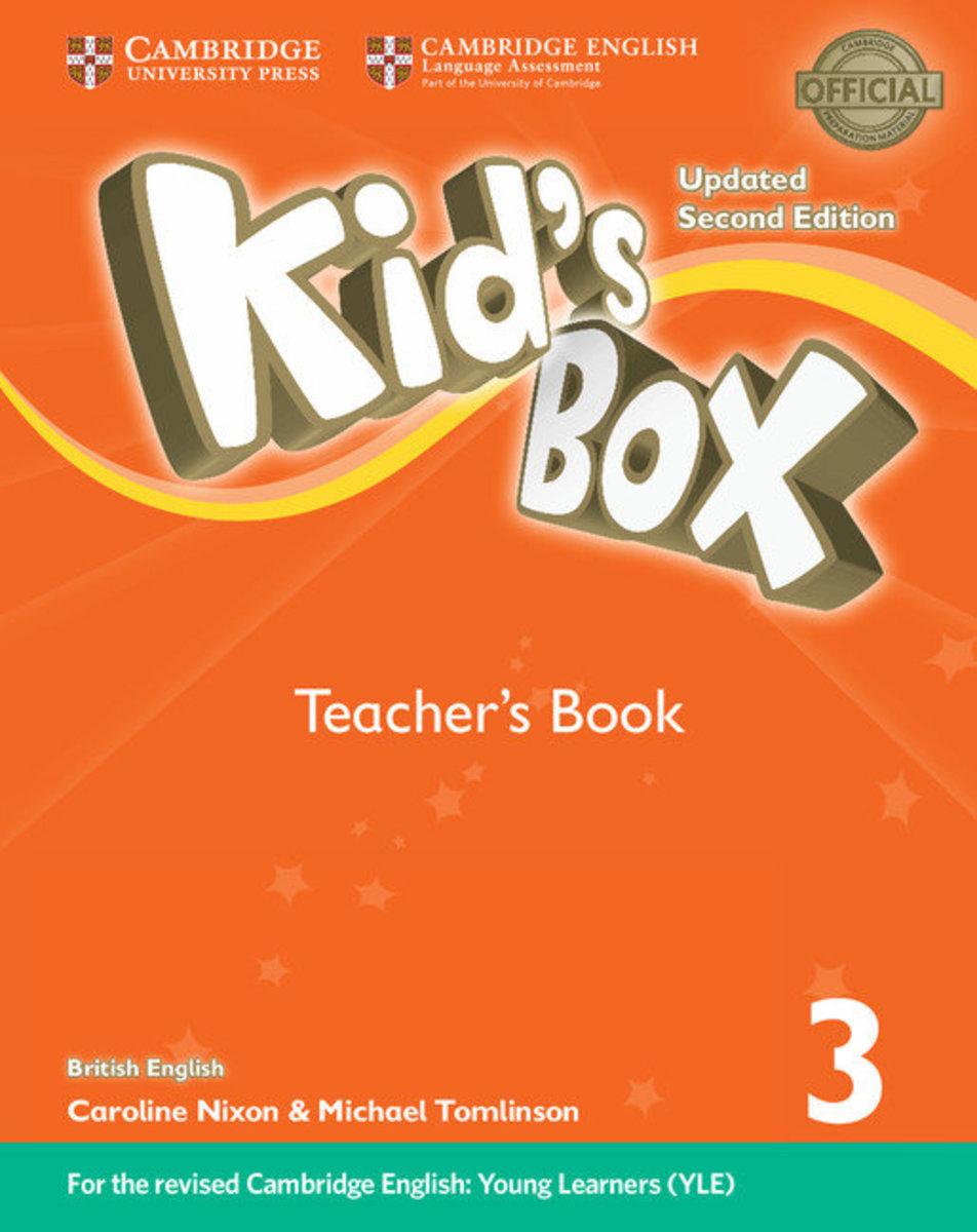 Kid's Box Updated Second edition British English Teacher's Book [ Level 3 ]