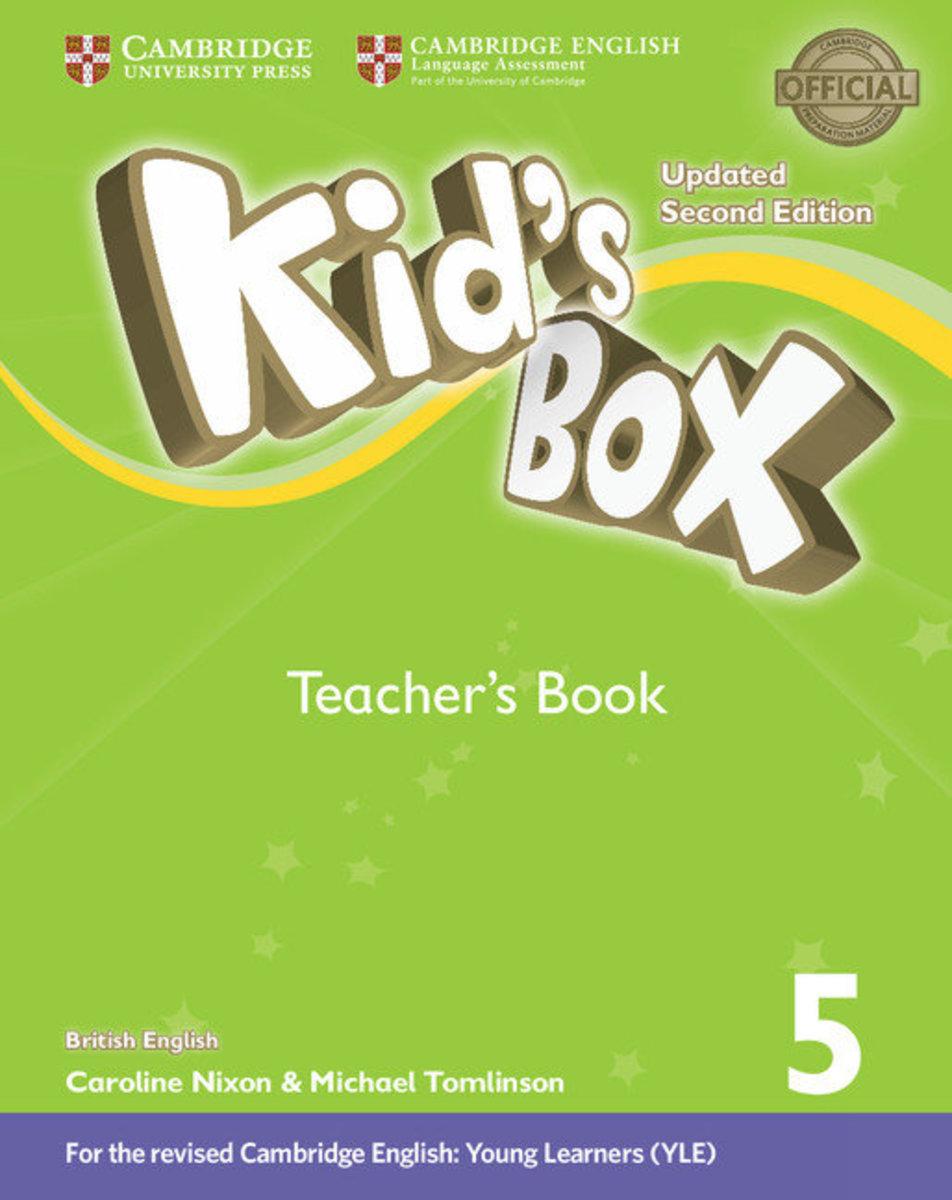 Kid's Box Updated Second edition British English Teacher's Book [ Level 5 ]