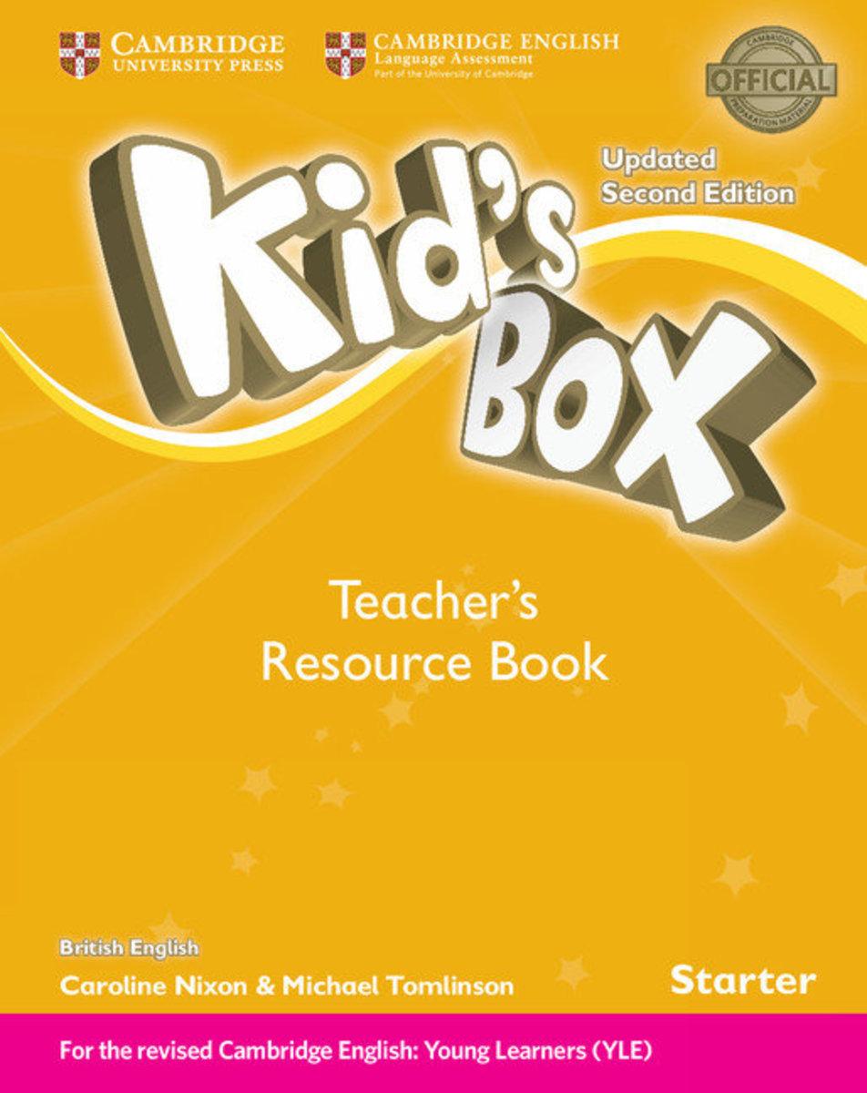 Kid's Box Updated Second edition British English Teacher's Resource Book with Online Audio [ Starter ]