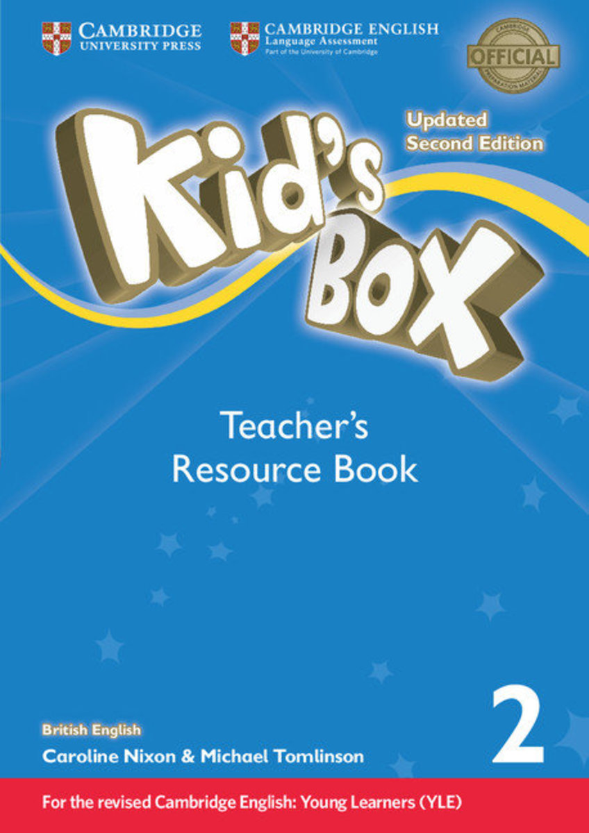 Kid's Box Updated Second edition British English Teacher's Resource Book with Online Audio [ Level 2 ]