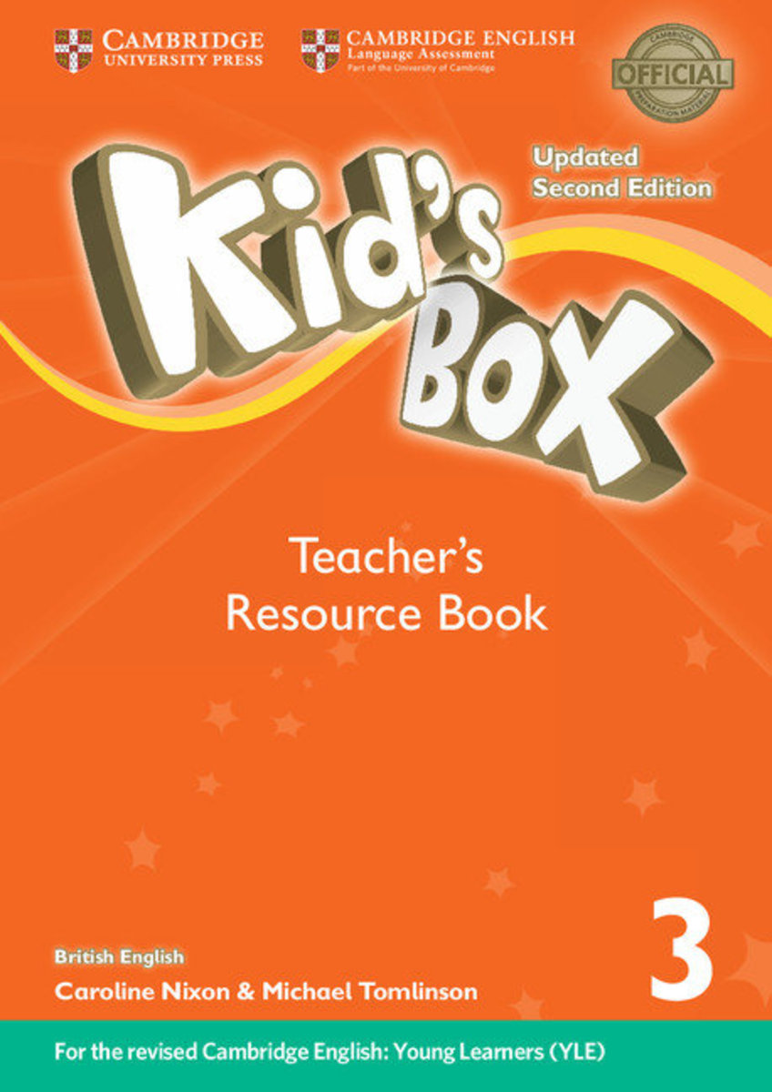 Kid's Box Updated Second edition British English Teacher's Resource Book with Online Audio [ Level 3 ]