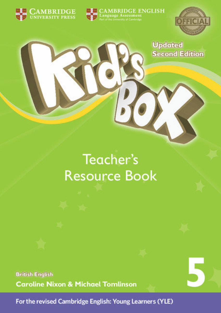 Kid's Box Updated Second edition British English Teacher's Resource Book with Online Audio [ Level 5 ]