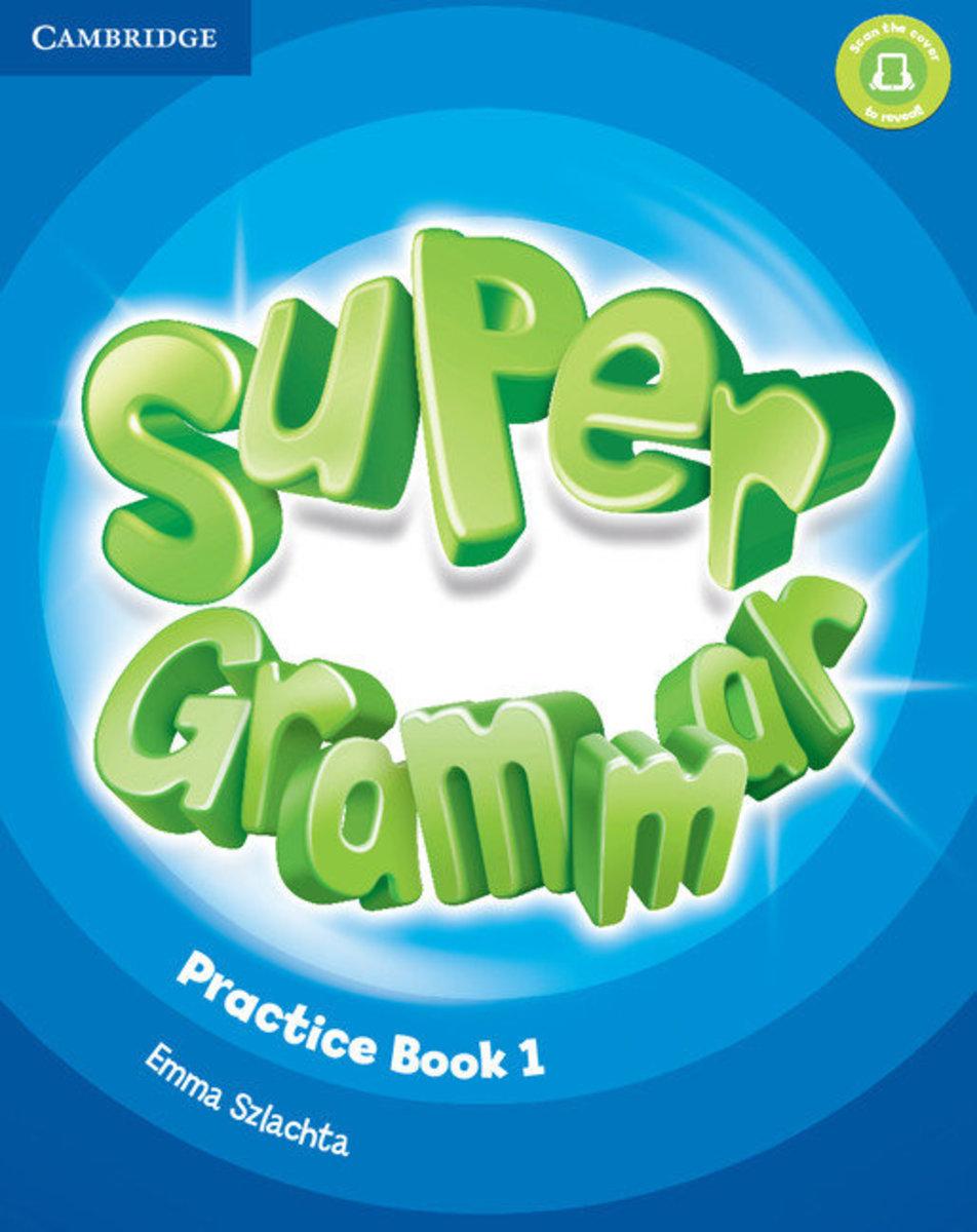Super Minds Super Grammar Book [ Level 1 ]