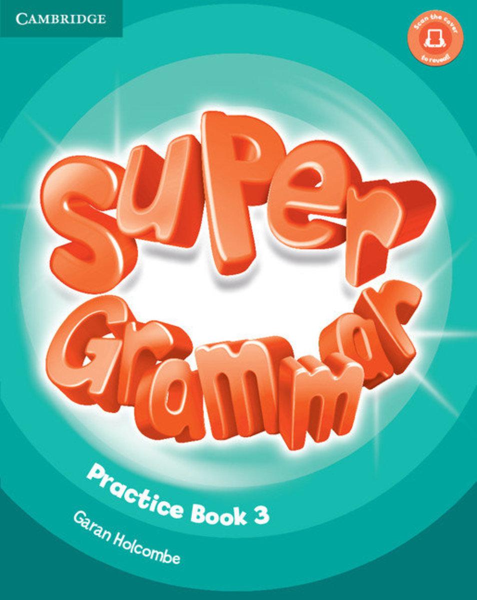 Super Minds Super Grammar Book [ Level 3 ]