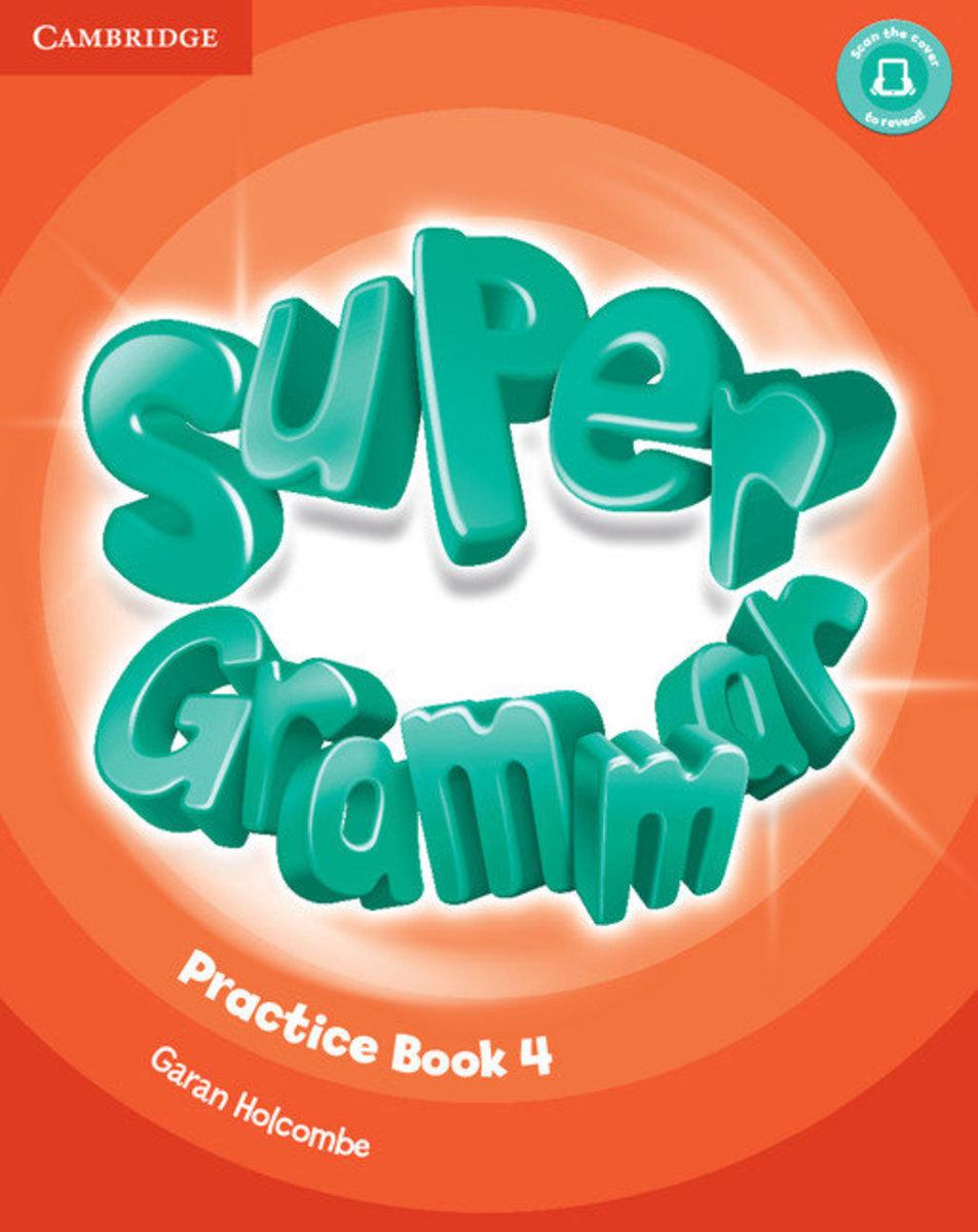 Super Minds Super Grammar Book [ Level 4 ]