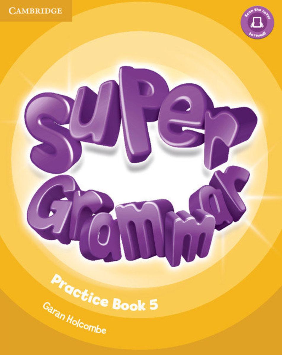 Super Minds Super Grammar Book [ Level 5 ]