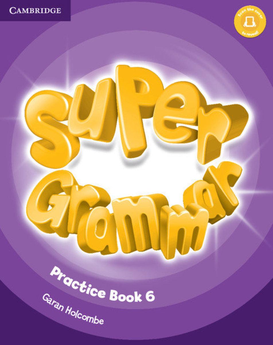 Super Minds Super Grammar Book [ Level 6 ]