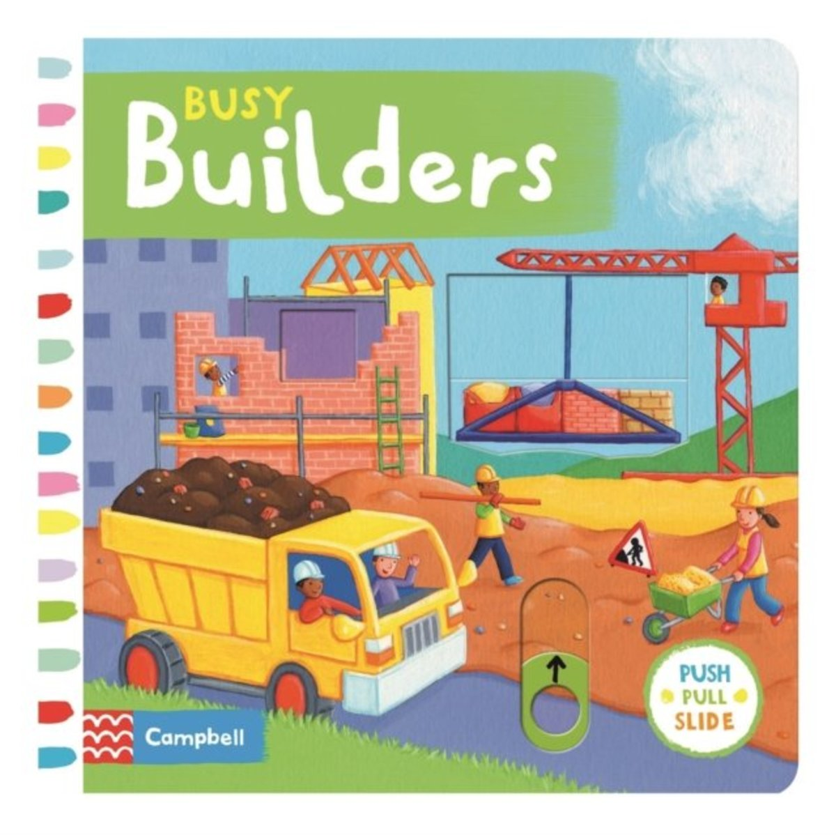 Busy Books: Busy Builders