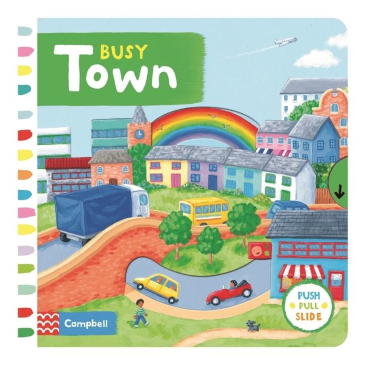 Busy Books: Busy Town
