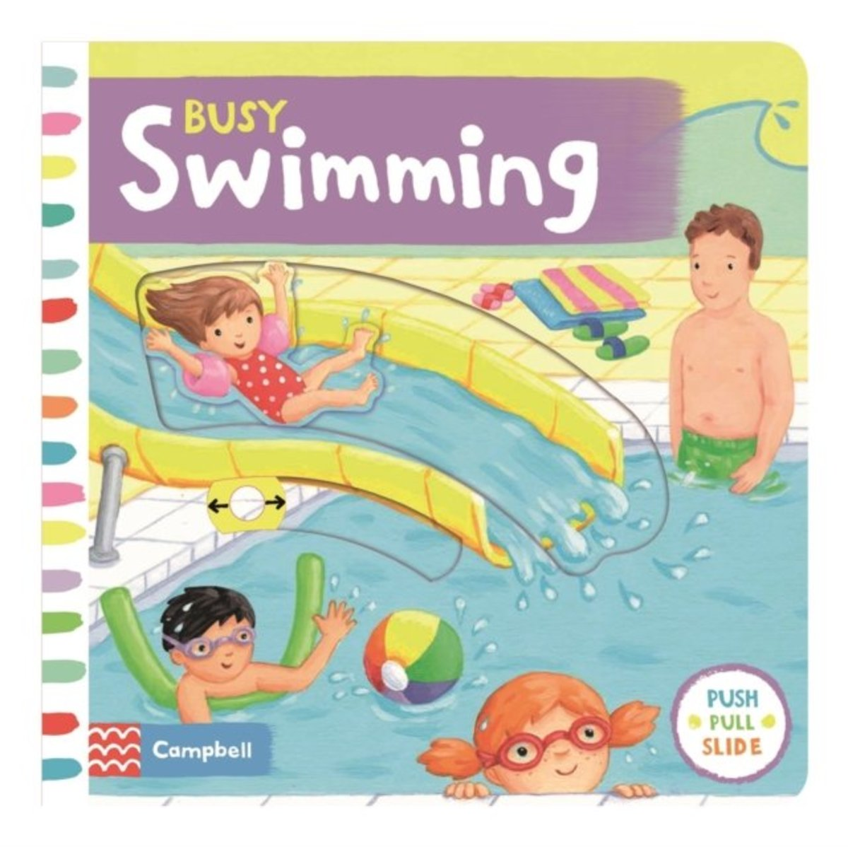 Busy Books: Busy Swimming