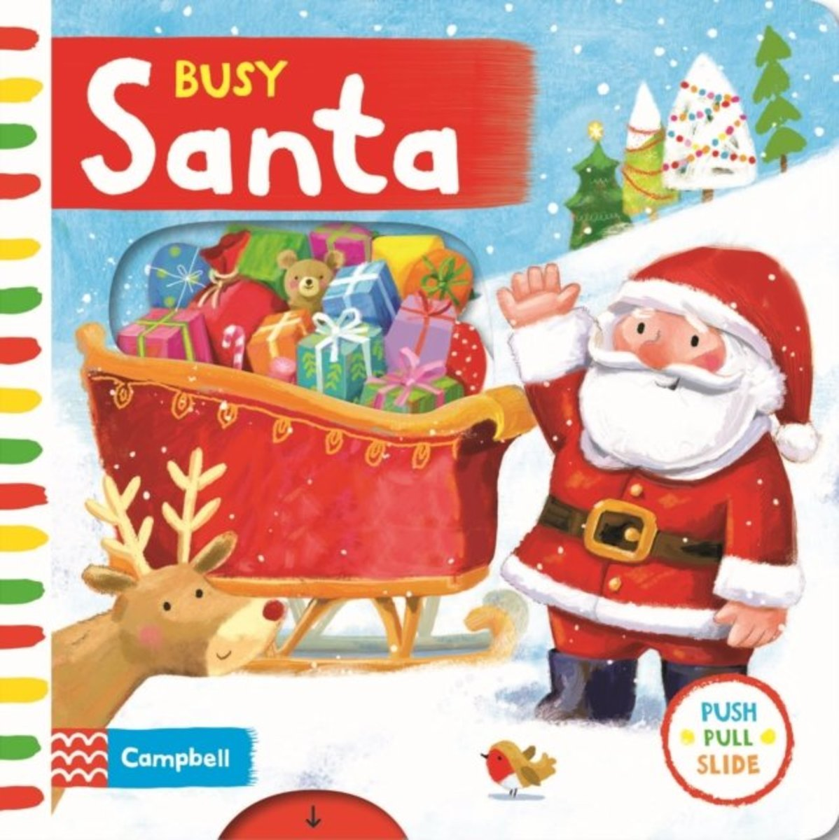 Busy Books: Busy Santa
