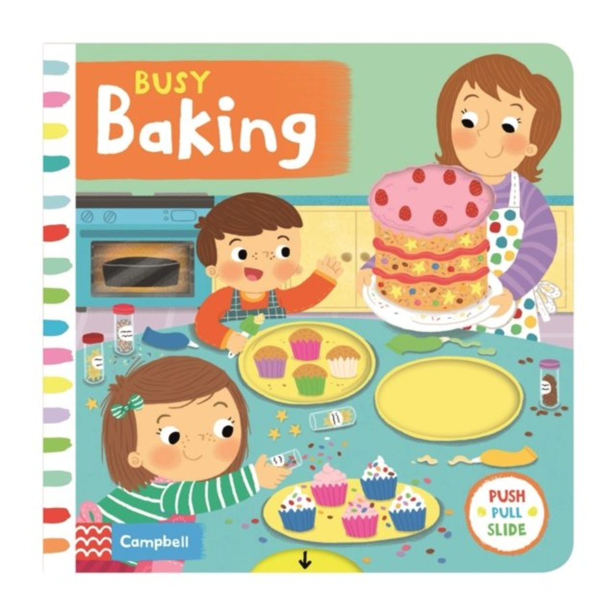 Busy Books: Busy Baking