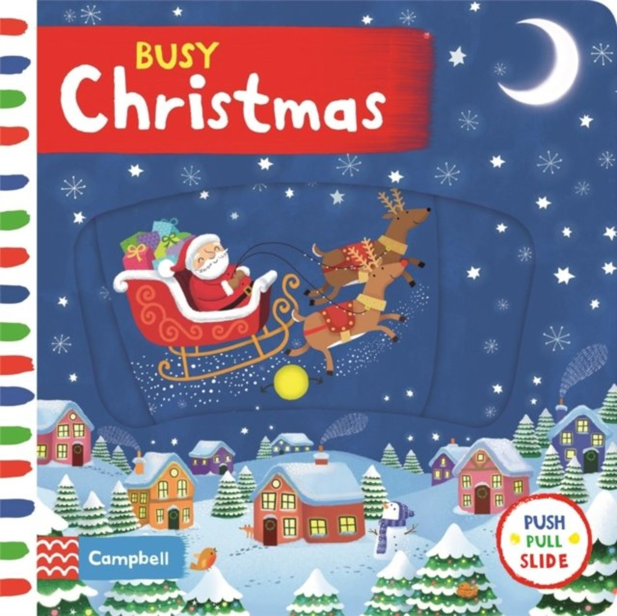 Busy Books: Busy Christmas