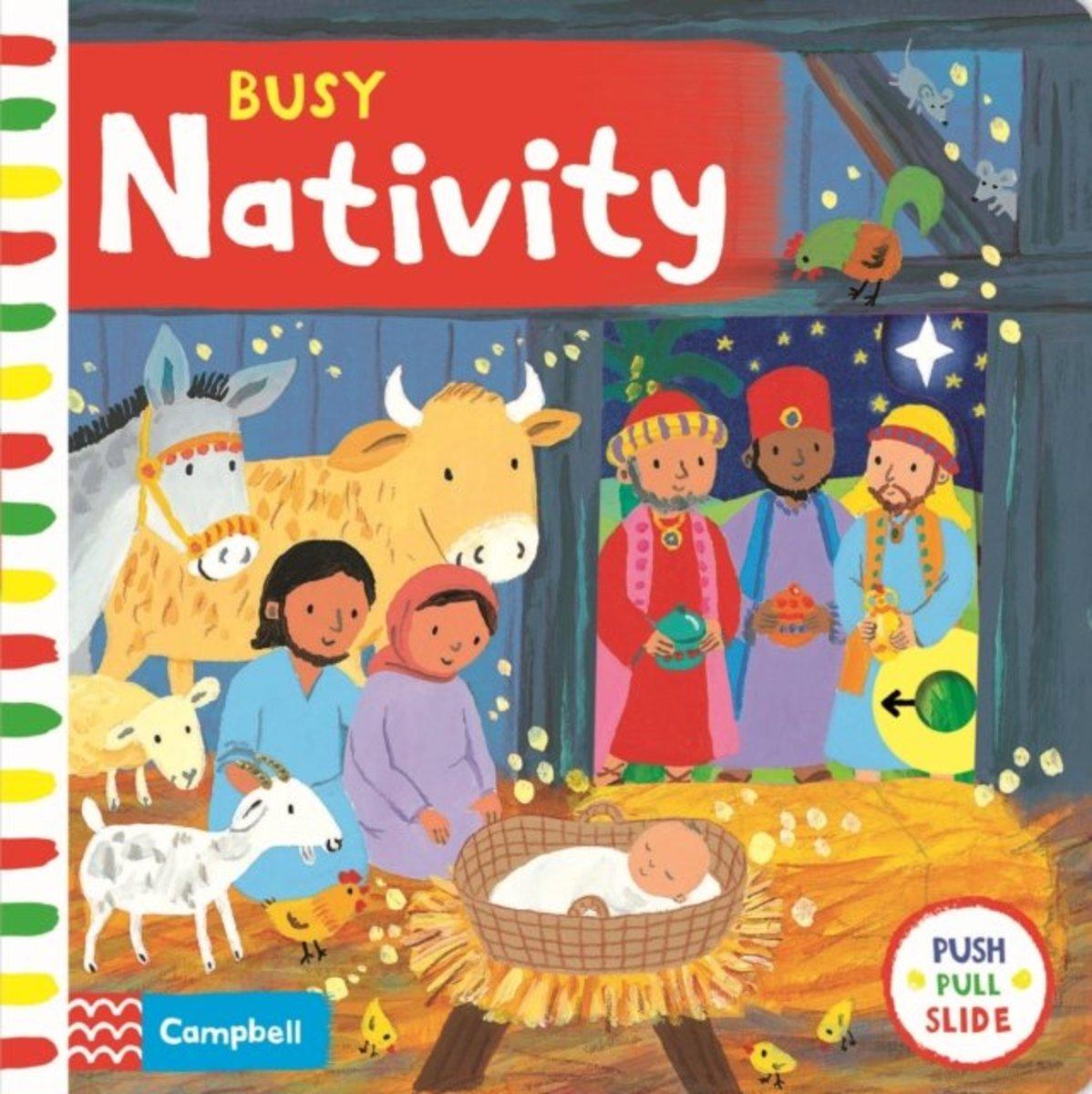 Busy Books: Busy Nativity