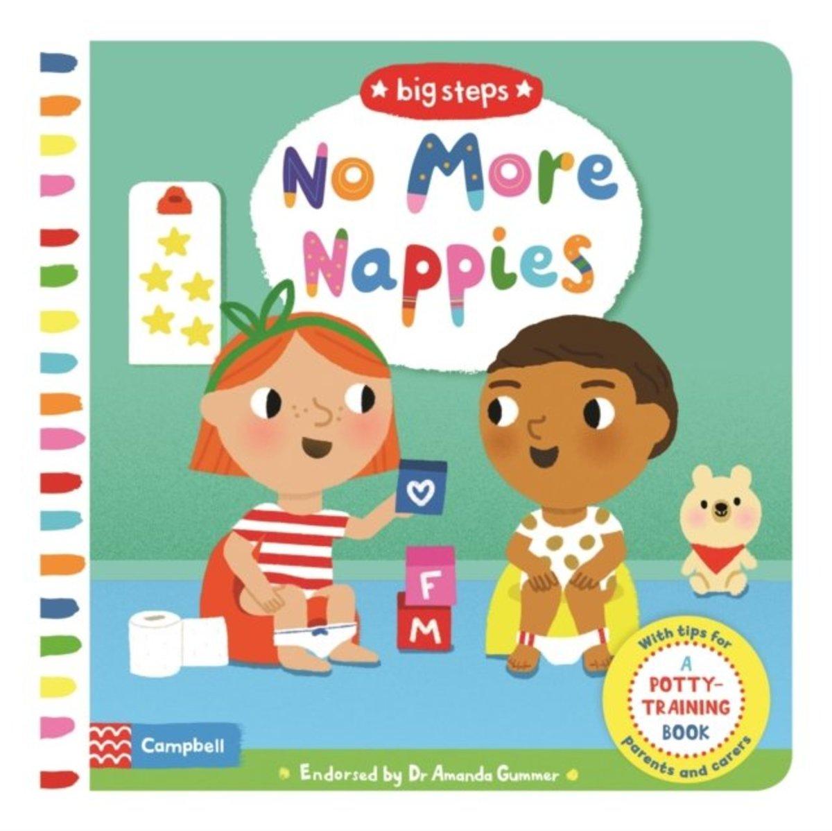 Big Steps: No More Nappies