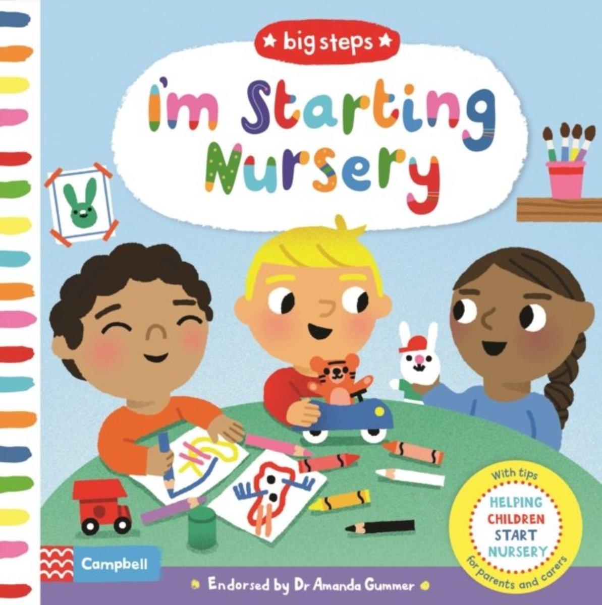 Big Steps: I'm Starting Nursery