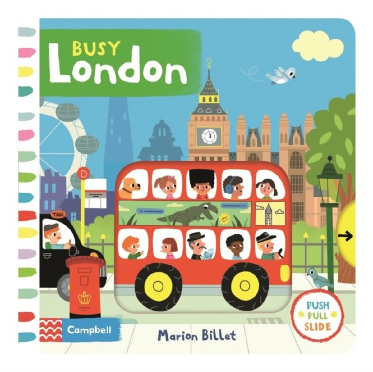 Busy Books: Busy London