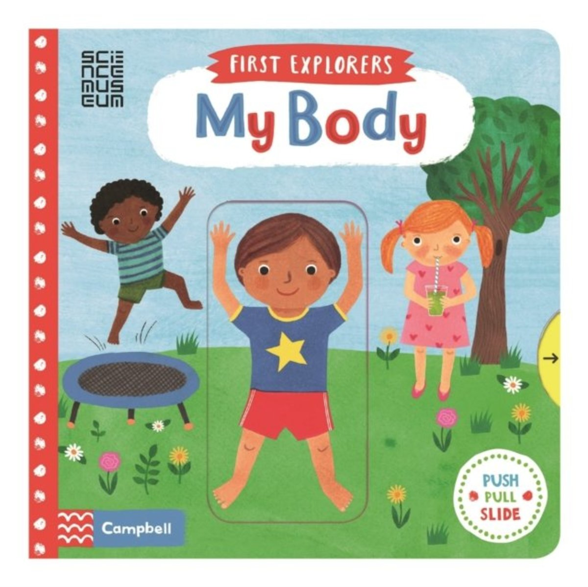 First Explorers: My Body
