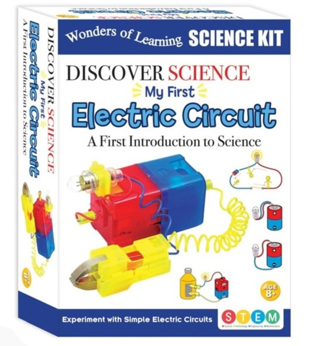 WOLD Science Kit My First Electric Circuit
