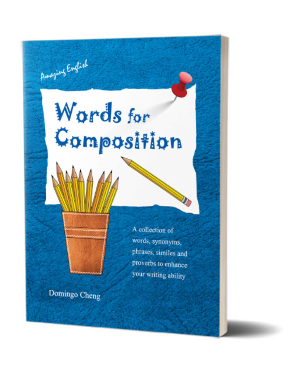 Amazing English Words for Composition