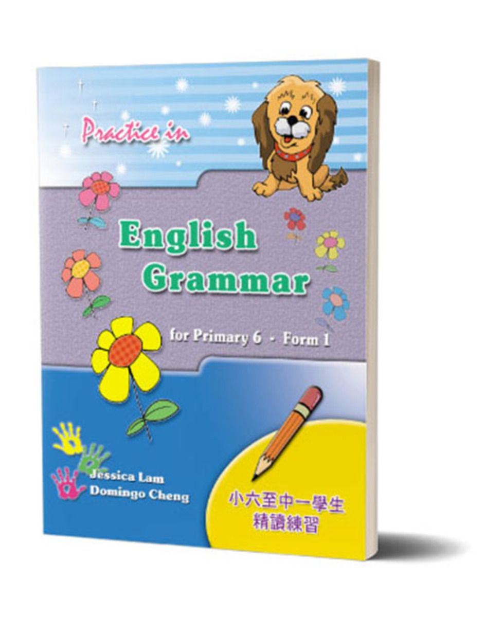 Practice in English Grammar for P6 - F1