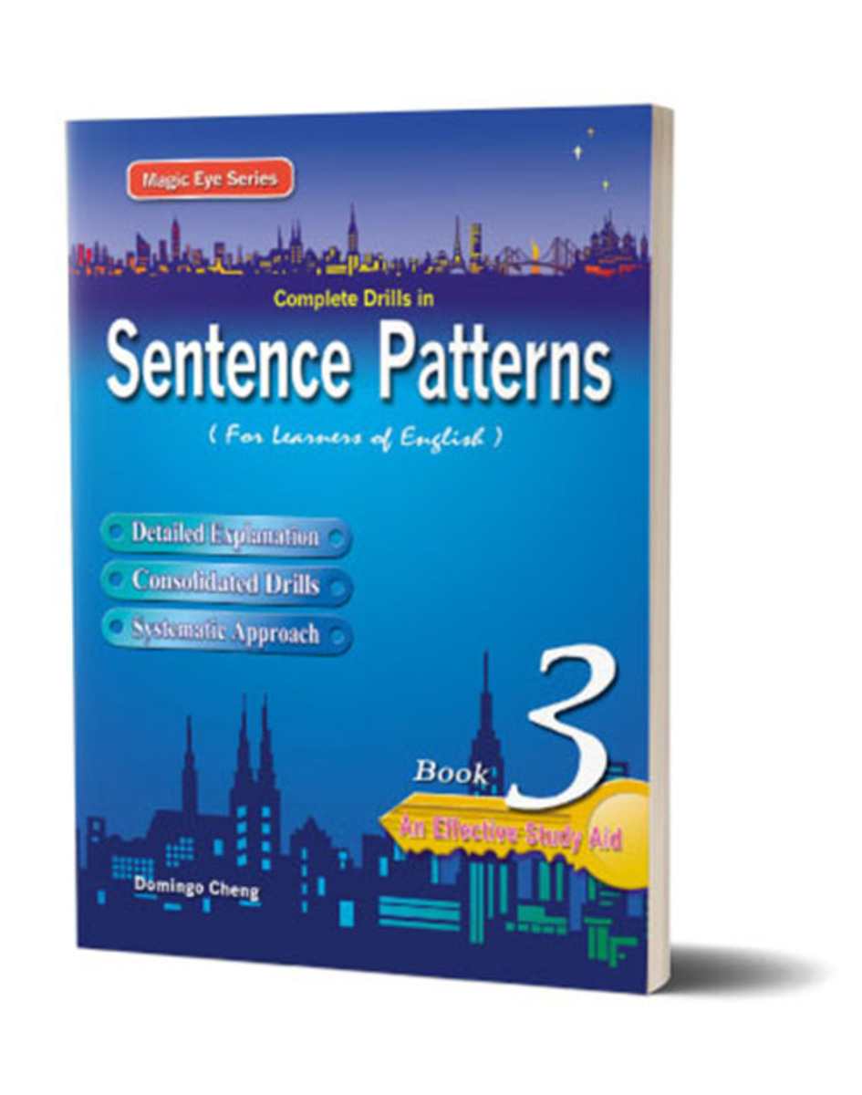 Complete Drills in Sentence Patterns - Book 3
