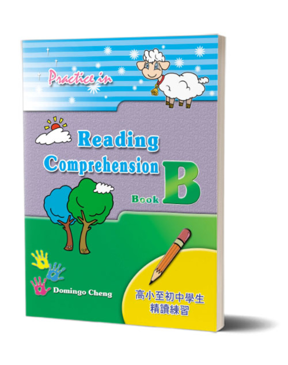 Practice in Reading Comprehension - Book B