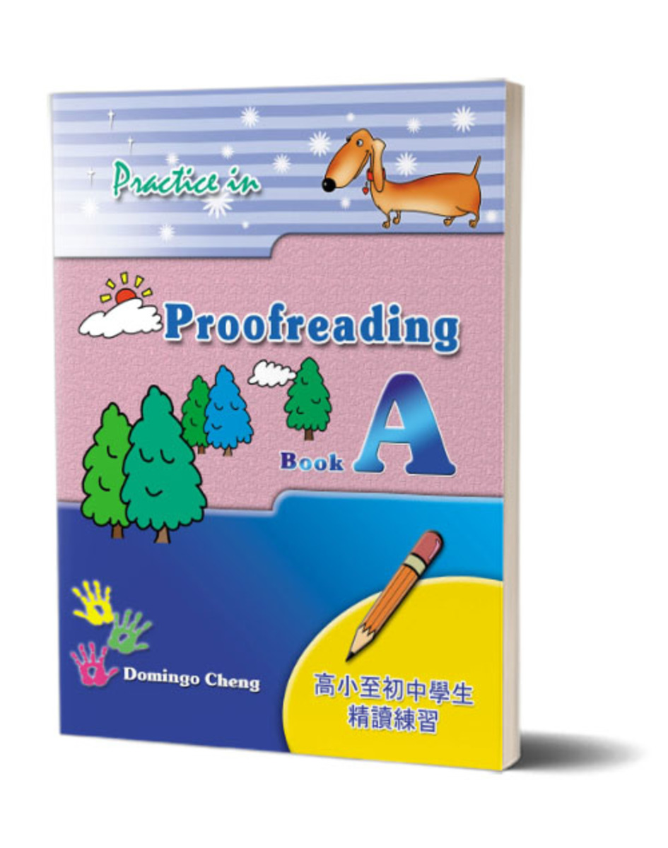 Practice in Proofreading - Book A