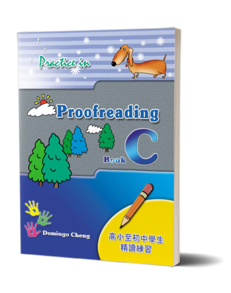 Practice in Proofreading - Book C
