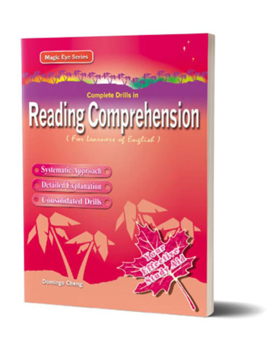 - Junius Publications Complete Drills In Reading Comprehension