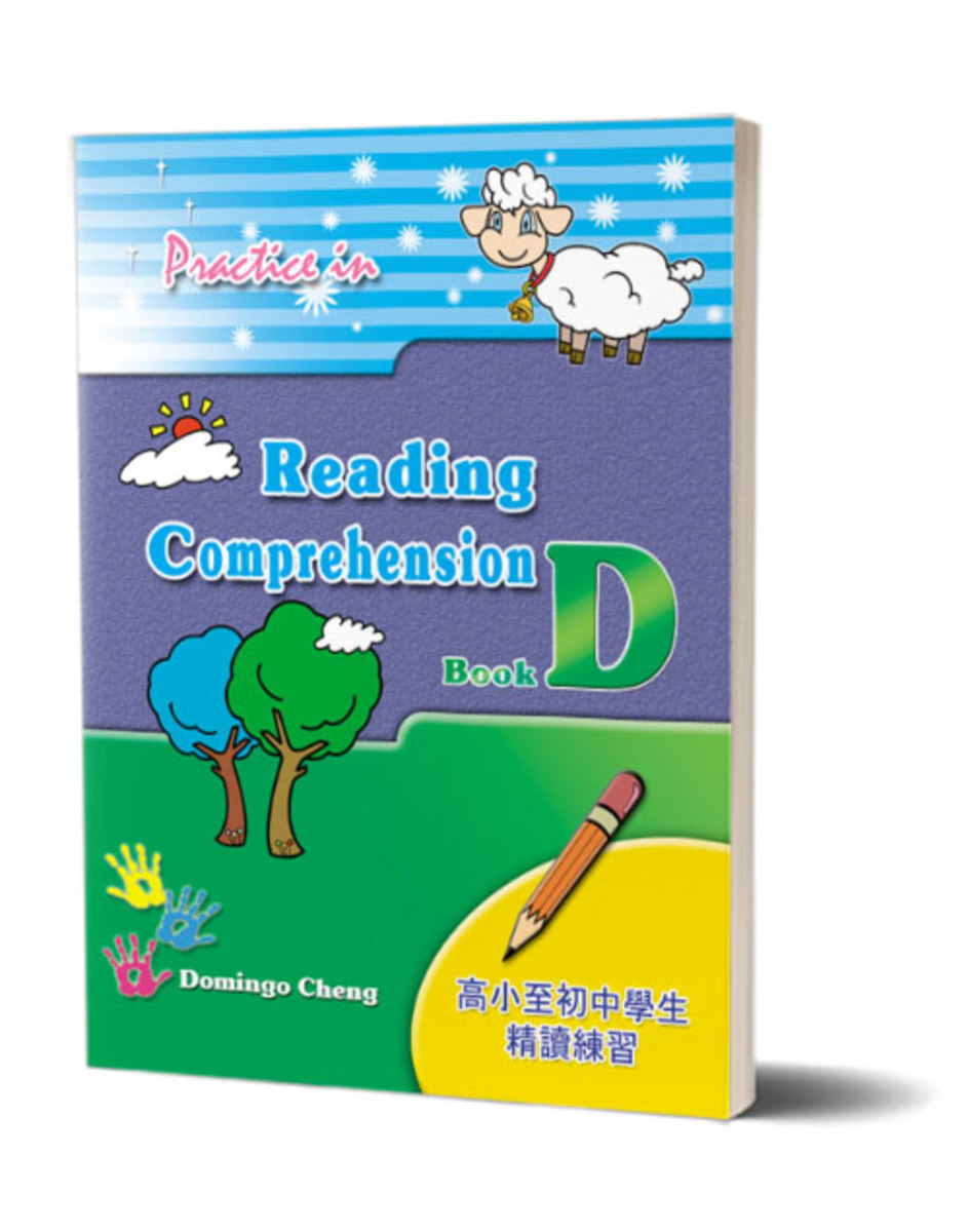 Practice in Reading Comprehension - Book D