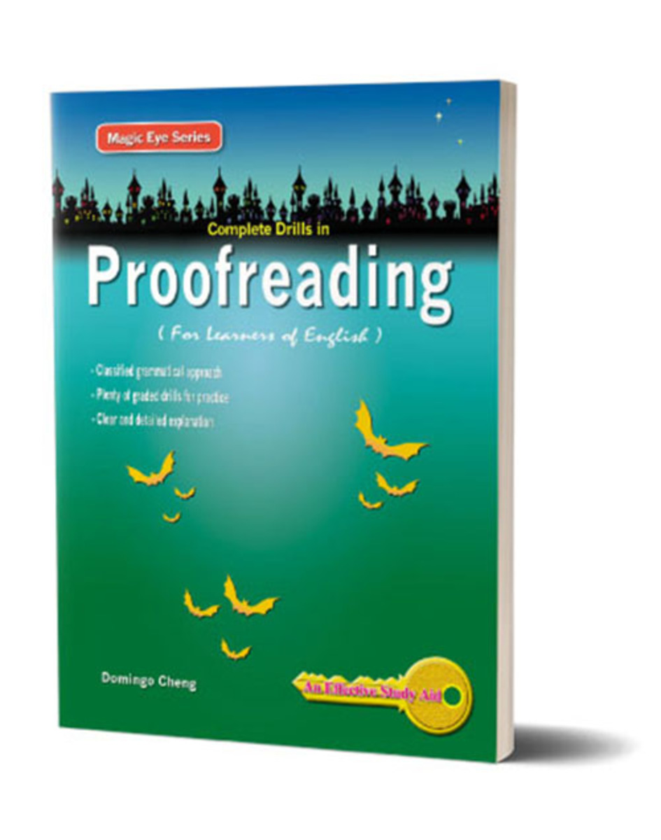 Complete Drills in Proofreading