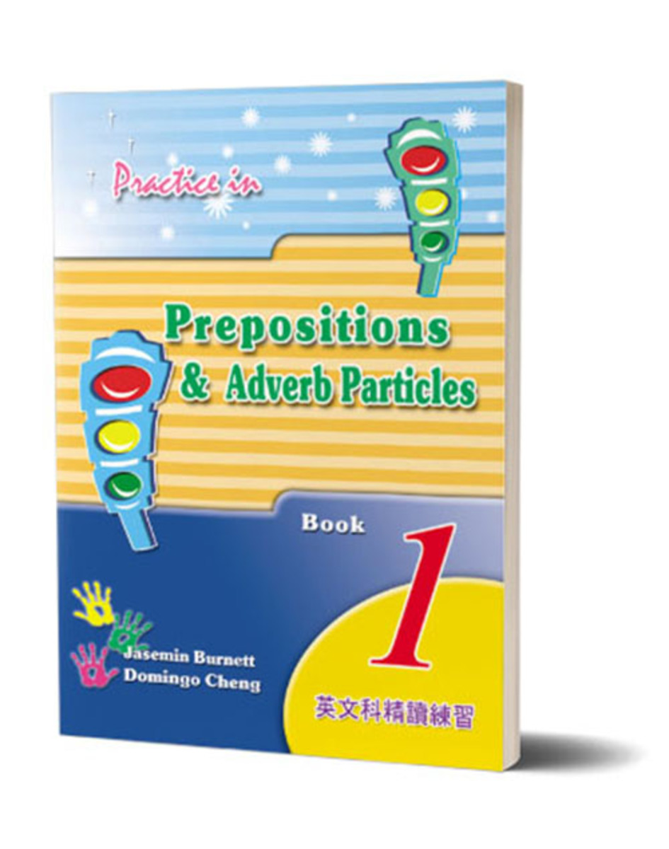 Practice in Prepositions and Adverb Particles Book 1