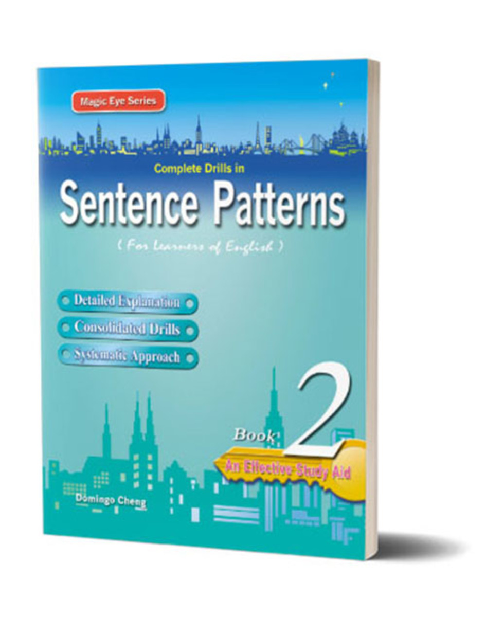 Complete Drills in Sentence Patterns - Book 2