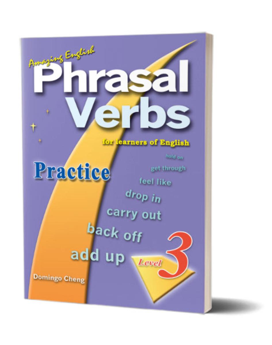 Amazing English Phrasal Verbs Practice - Level 3