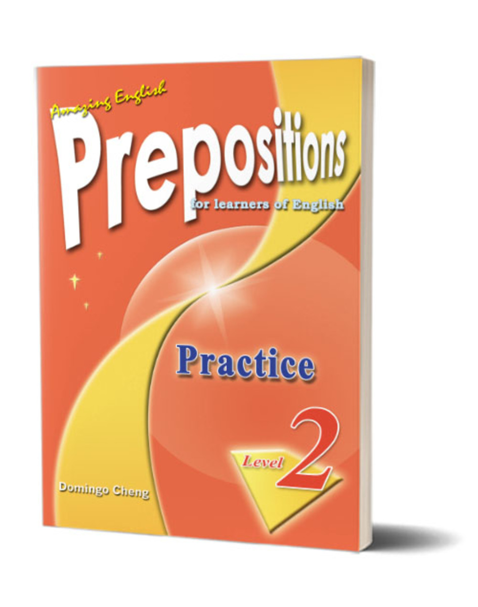 Amazing English Prepositions Practice - Level 2