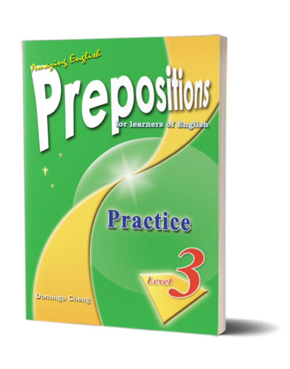Amazing English Prepositions Practice - Level 3