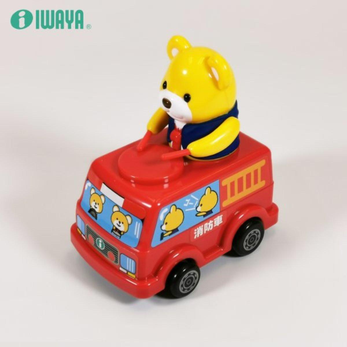 神奇小車 - 熊仔消防車