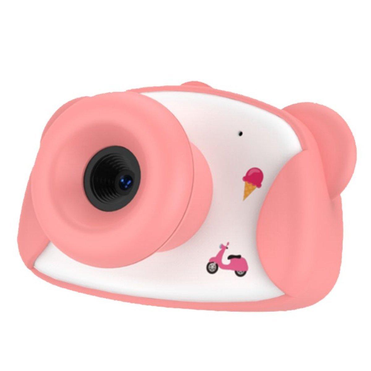KC02 Kids Camera 1920X1080 8-MegaPixel | PINK |