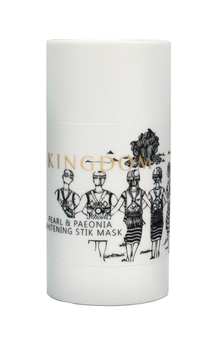 Clay Stick Mask - Brightening & Whitening