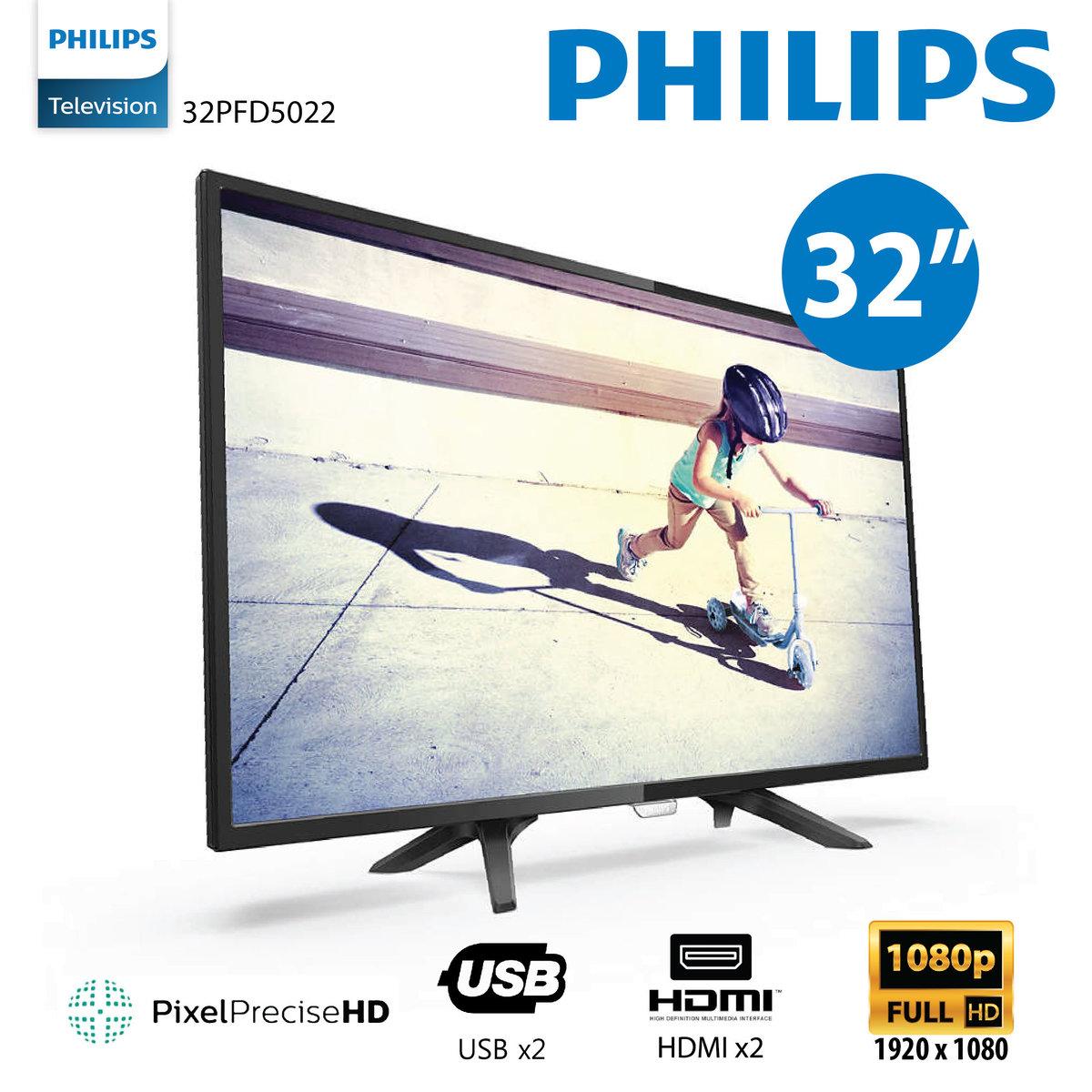 "32"" Full HD LED Smart TV 32PFD5022 (HK Version) No Free Installation"