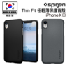 Spigen iPhone XR Case Thin Fit Black