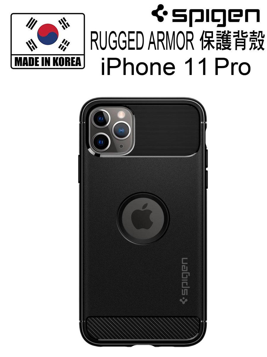 RUGGED ARMOR  iPhone 11 Pro Case BLACK CS27231
